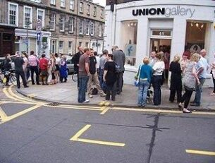 Union Gallery Opening