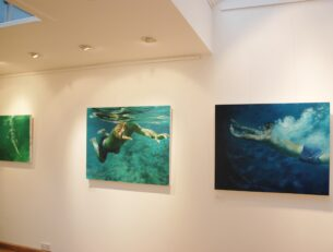 Otherworld Exhibition - Installation View
